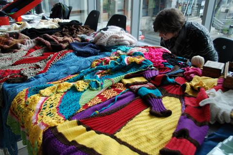 Crochet For Charity