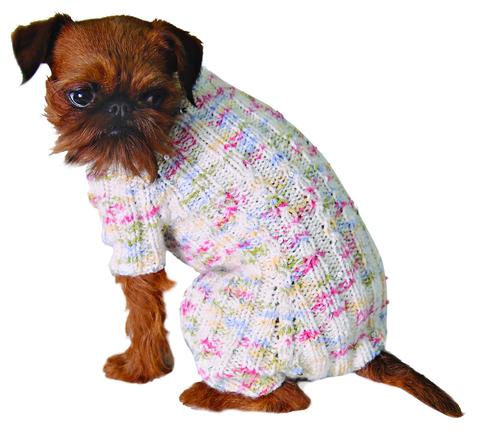 advanced dog sweater