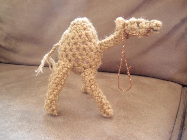 Camel Crochet